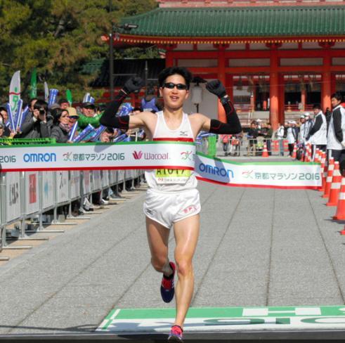2017京都马拉松